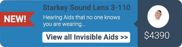 Invisible Hearing Aid Prices